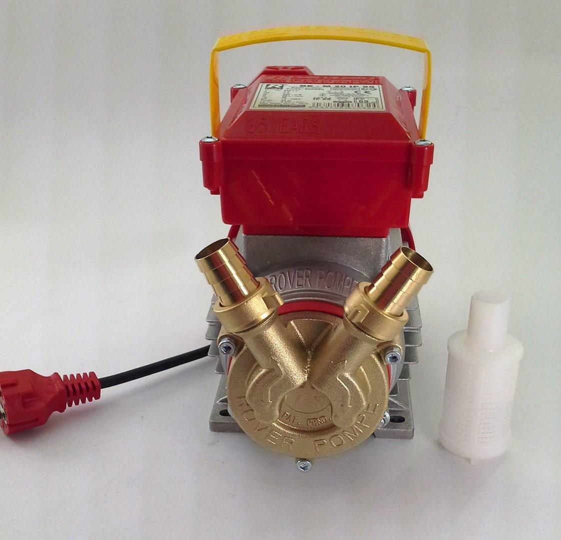 Rover Pompe Bem 20 Ip 55 Diesel Code 500000 Bombas Y Motores