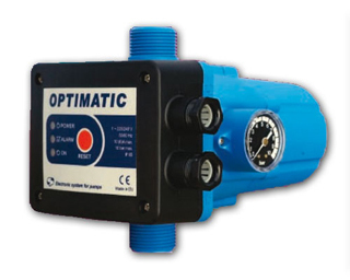Electronic Pump Controller Coelbo Optimatic Bombas Y Motores