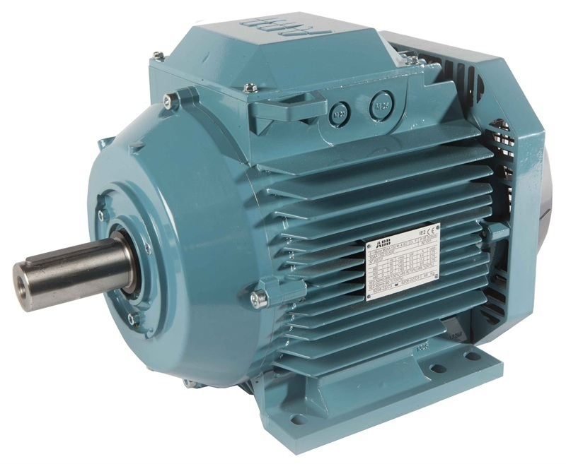 Abb motor m2aa bombas y motores for 3 4 hp electric motor